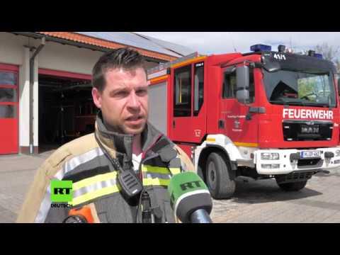 Feuerteufel in Bayern: 22 Brände in 12 Monaten