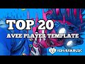 TOP 20 | Avee Player Template | Link in Description Free Download