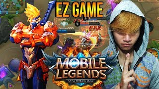 Video SEBEGITU SAKIT NYA KAH DAMAGE HAYABUSA !? - MOBILE LEGENDS INDONESIA #5 MP3, 3GP, MP4, WEBM, AVI, FLV Oktober 2017