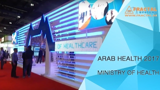 Arab Health Exhibition 2017 - Ministry of Health & Prevention