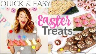 Video 6 Quick & Easy Easter Treats   Zoella MP3, 3GP, MP4, WEBM, AVI, FLV Agustus 2018