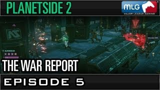 The War Report Episode 5 - VDRS vs TIW vs NUC