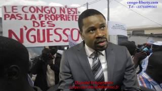 Donald Emperator appelle les Congolais à soutenir les combattants