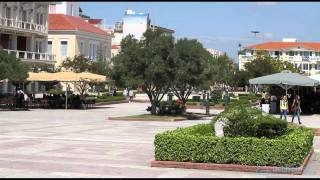 Download Lagu Pyrgos Greece, the capital city of ilias (or Elis), between Katakolon and Ancient Olympia Mp3