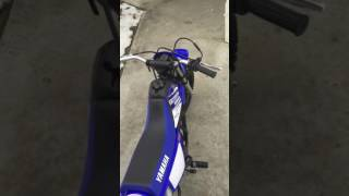 4. 2017 Yamaha PW50