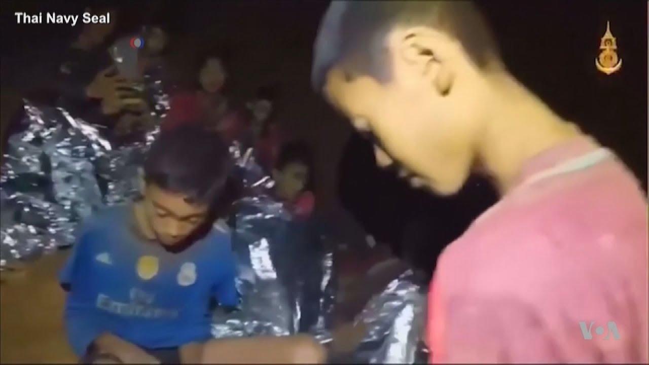 Σε εξέλιξη η τελευταία φάση της επιχείρησης διάσωσης στο σπήλαιο της Ταϊλάνδης
