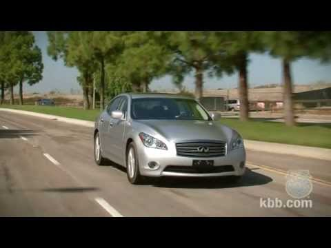 Infiniti M Video Review - Kelley Blue Book