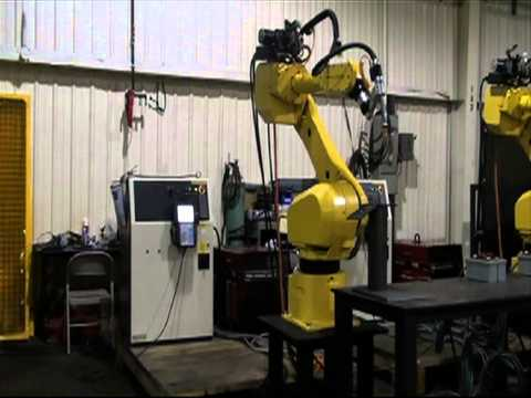 Fanuc ArcMate 120iB With RJ3iC Controller