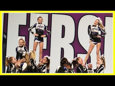KAYLA COMPETES IN THE CHEERSPORT NATIONALS | We Are The Davises