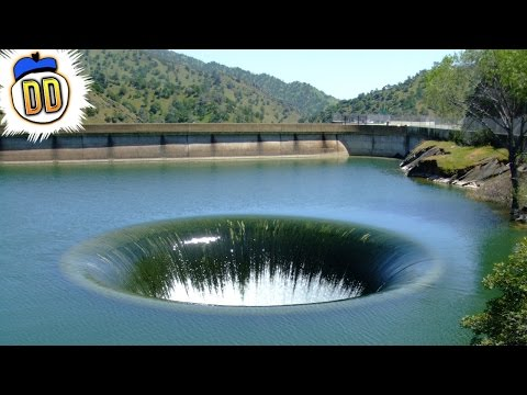 15 Strangest Holes on the Earth you will ever hear!