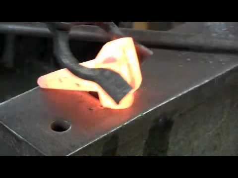 Blacksmithing - Ring Project #1 - Swage Block