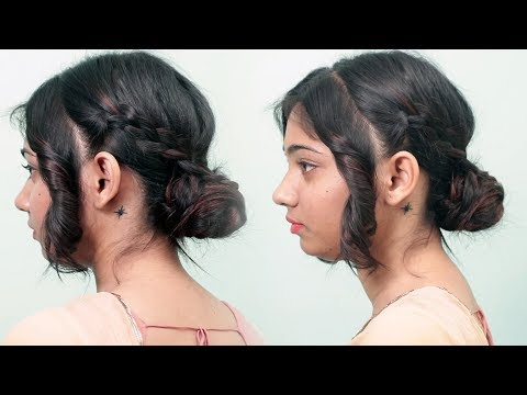 Short hair styles - Easy Beautiful Hairstyles for Short Hair  Easy One Step Hairstyles For Short Hair  Hair style girl