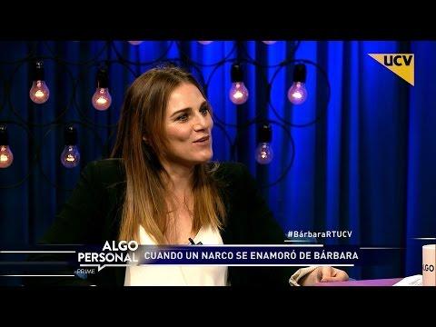 video Bárbara Ruiz-Tagle relata la historia del narcotraficante que se enamoró de ella en Marruecos