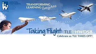 TLE – Taking Flight: Open House