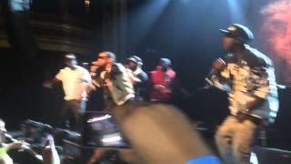 50 Cent G Unit Reunion Webster Hall 6/8/14