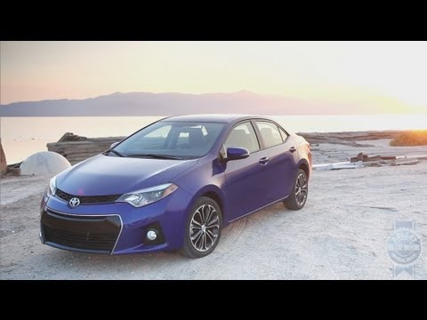 2014 Toyota Corolla Prototype Review – Kelley Blue Book