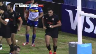 Jaguares v Stormers Rd,5 2016 | Super Rugby Video Highlights