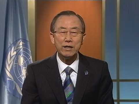 development goals - United Nations, New York - UN Secretary-General video message for 1000 Days to the Deadline of the Millennium Development Goals.