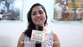 Srushti Dange Interview for Megha Movie