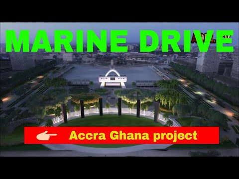 PREZ CUTS SOD FOR MARINE DRIVE TOURISM INVESTMENT PROJECT_AKM