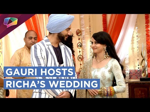 Gauri Gets Eve Teased | Gauri Hosts Richa's Wedd