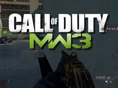 MW3 Funny Moments! (Fake AFK Trolling and Oasis Glitch)