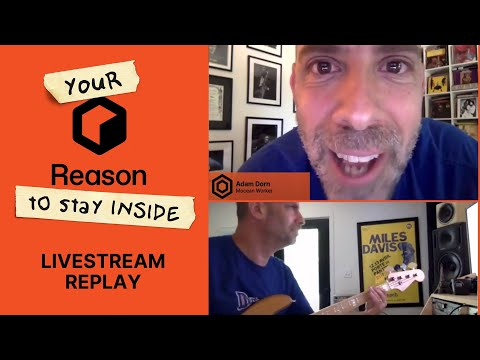 Episode 6: Adam Dorn - Your Reason to Stay Inside