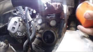 9. Arctic Cat 700 SD Diesel - Oil Change