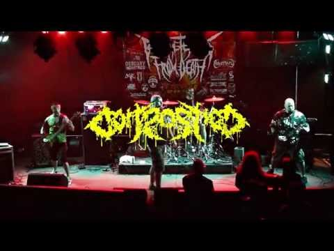Composted at Building Temples From Death Fest 2015