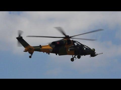 AgustaWestland (TUSAS) TAI T-129A...