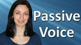 How to Formulate the Passive Voice