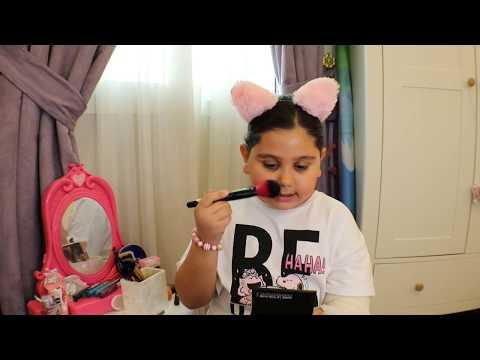 Makeup tutorial by Al Anoud Kreidli