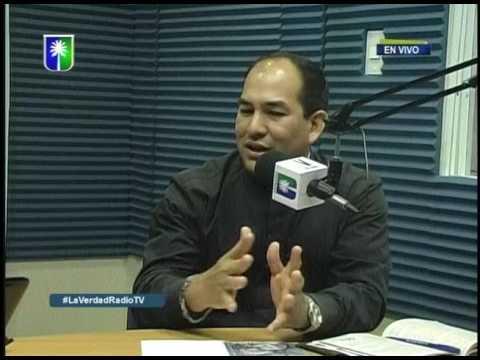 Entrevista a Gerónimo Sifonte en La Verdad en Radio TV