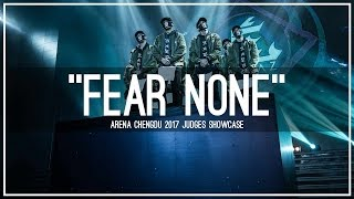 "Nonton KINJAZ ""Fear None"" 
