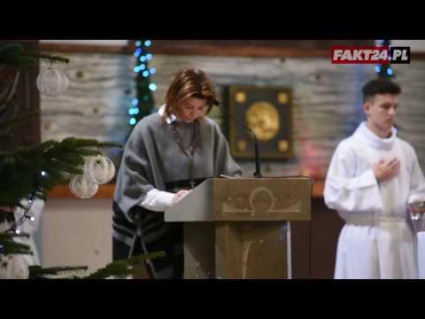 Edyta Górniak zaśpiewała podczas Pasterki