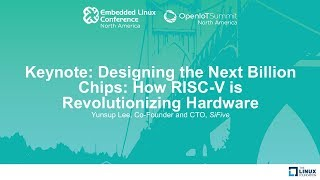 Keynote: Designing the Next Billion Chips: How RISC-V is Revolutionizing Hardware