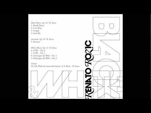 Renato Rozic : Gospel, Op.30 /CD