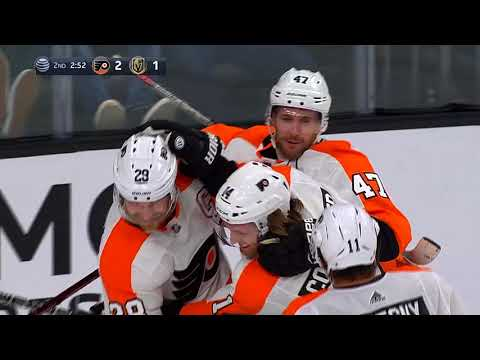 Video: Philadelphia Flyers vs Vegas Golden Knights | NHL | Feb-11-2018 | 21:00 EST