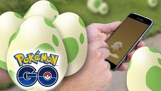 Video ÉCLOSIONS D'ŒUFS EN MASSE !! RARES 10KM - Pokémon Go #04 MP3, 3GP, MP4, WEBM, AVI, FLV November 2017