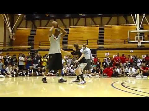 bryant - The best of Kobe Bryant playing 1-on-1 vs Fans! Please subscribe! Check out my NBA-Highlights channel: http://www.youtube.com/user/NBAHighlights77 All rights...