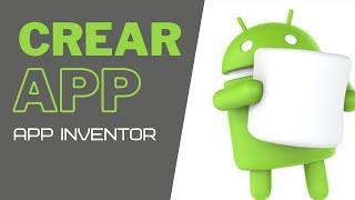 01 Aprendiendo a crear aplicaciones para Android con APP Inventor.