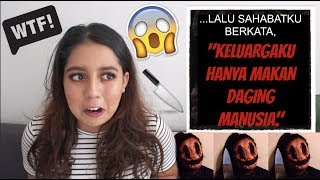 Video cerita pendek horror TERSERAM! | @horrorphiles #NERROR MP3, 3GP, MP4, WEBM, AVI, FLV Januari 2018