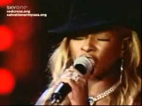 U2 & Mary J Blige - One Live