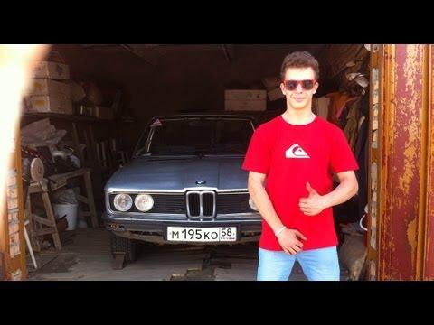 BMW E12 - Всем привет! Вот и настал этот момент, все подробно расскажу и покажу :) В общем думаю вы уже поняли, что я нашел для своей BMW гараж. Как я и...
