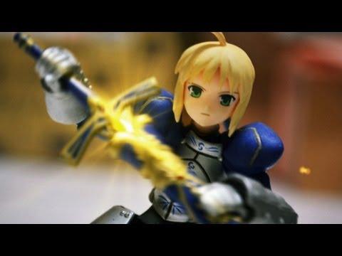 鋼彈對戰,賽芭的出現讓畫面變得好有趣!