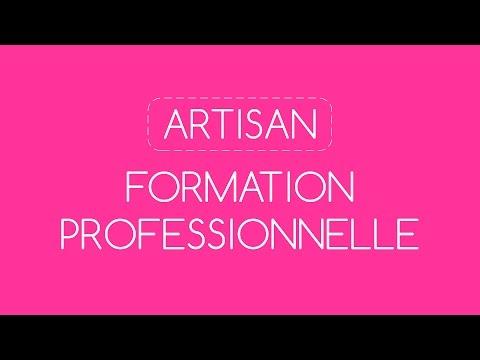 Vidéo sur Comment fonctionne la formation professionnelle des artisans ?