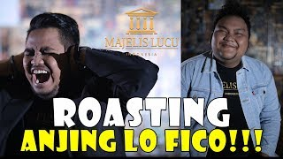 "Video ROASTING FICO FACHRIZA, GA PAKE ""ANJING""!! (2/5) MP3, 3GP, MP4, WEBM, AVI, FLV April 2019"