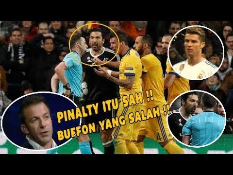 Download Video Lihat Bagaimana Del Piero Memberikan Penilaian Terkait Buffon Dan Pinalty Real Madrid