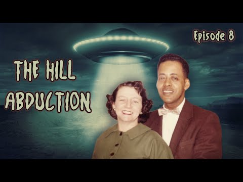 Barney & Betty Hill: An Alien Abduction Story - Lights Out Podcast #8