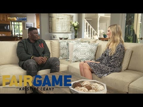 Dwayne 'The Rock' Johnson motivated Donovan Carter to act in 'Ballers' | FAIR GAME